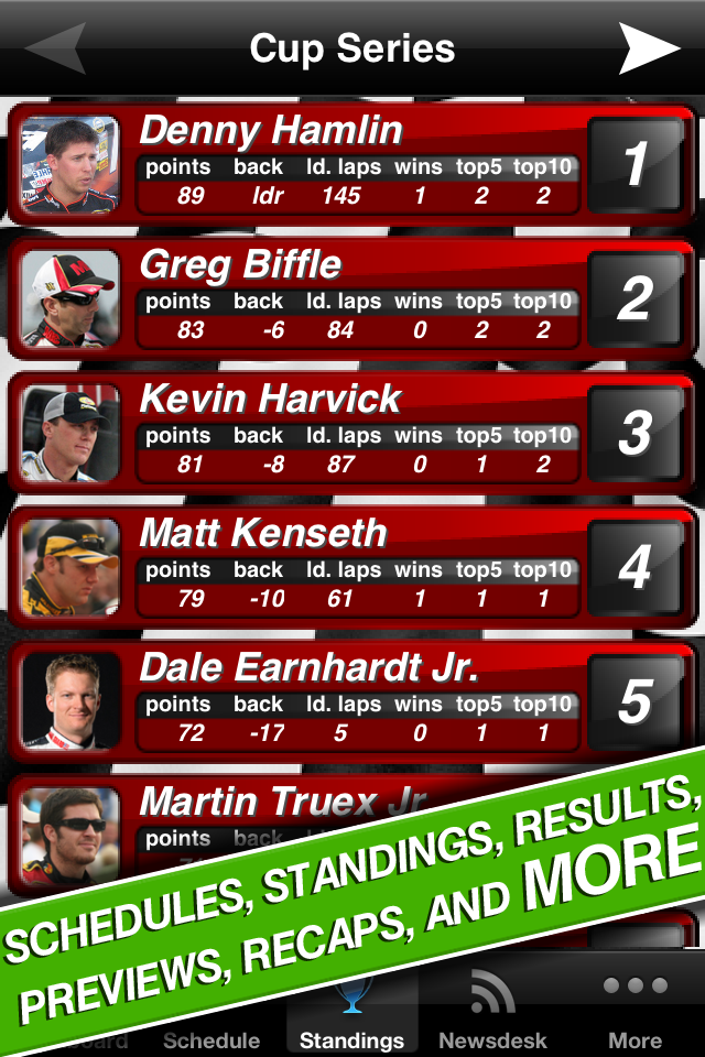 Race Fan Ultimate: NASCAR screenshot 5